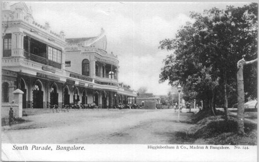 Bangalore City – Then & Now