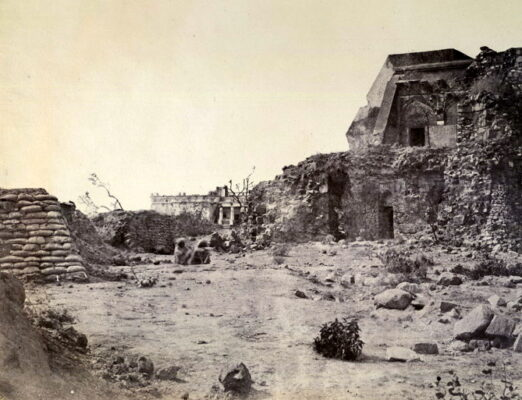 Delhi in Pictures – Then and Now!