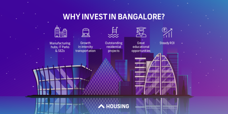 Why Invest in Bangalore?