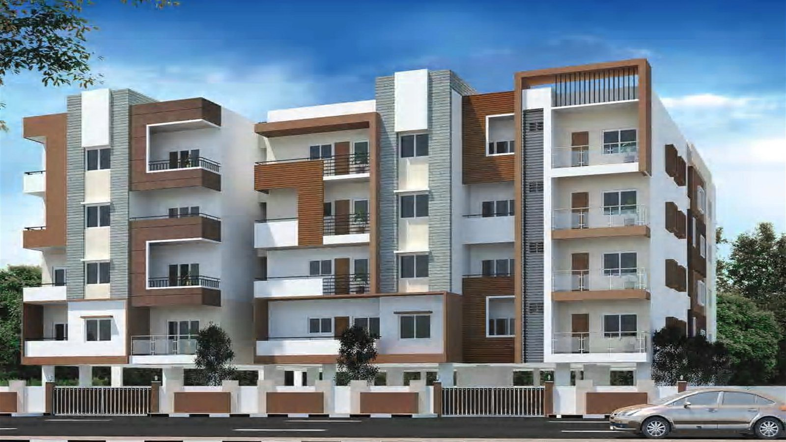 Amazing Top 9 Residential Projects In Bangalore For Senior Citizens
