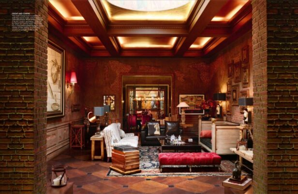 Mannat A Peek Into King Khan 39 S Home And Its Valuation