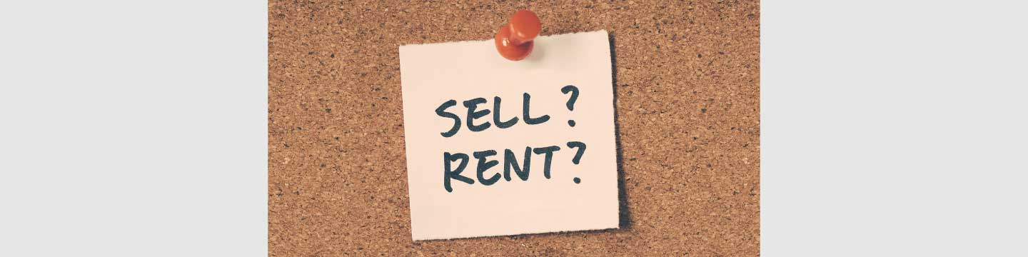 How to decide whether to rent out your home or sell it for How to rent out a property