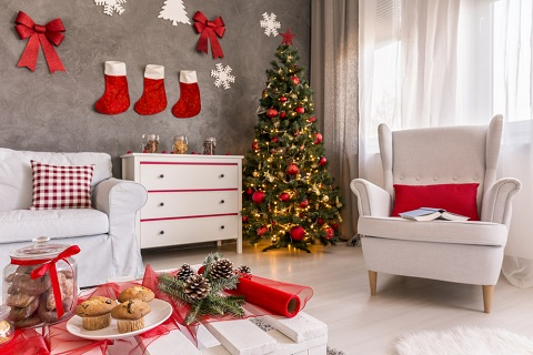 christmas home dcor tips for compact homes