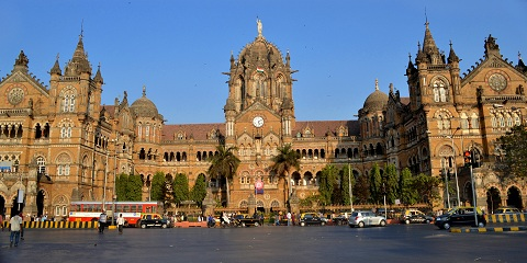 Indian architecture and real estate: Interesting facts and figures Chhatrapati Shivaji Terminus