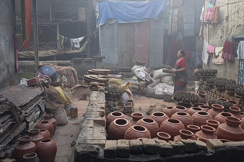 Indian architecture and real estate: Interesting facts and figures Dharavi Mumbai