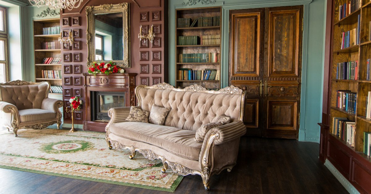 When Old Is Gold Add A Vintage Touch To Your Home Décor