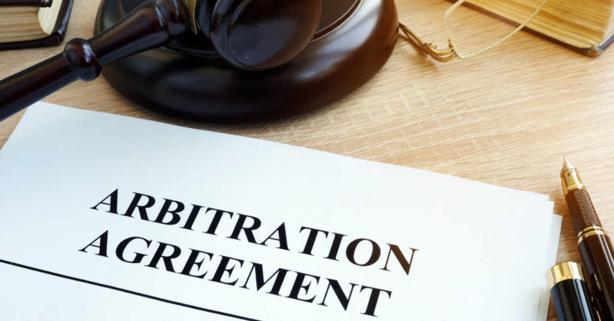 Arbitration clause in rental agreements and how it can help landlords and tenants