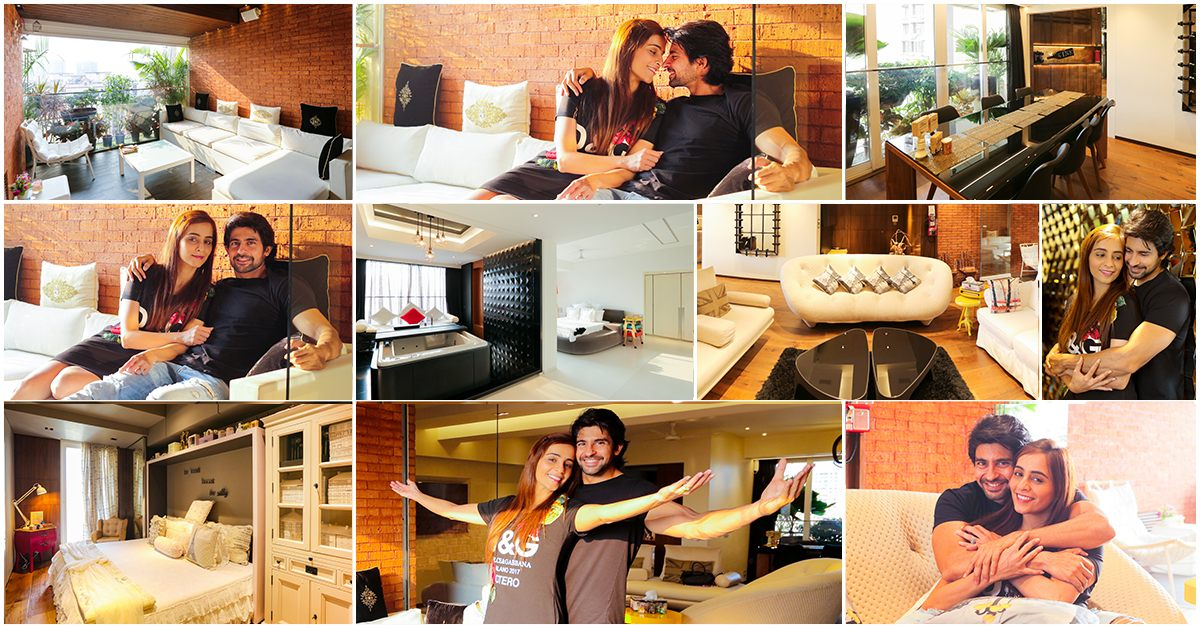 Perfect minimalism: Hussain and Tina Kuwajerwala's home