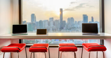 Two-thirds of global corporates seek more co-working spaces