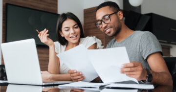 5 steps to buy a house, for first-time home buyers