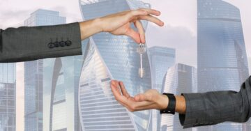 How does sub-leasing work in commercial real estate
