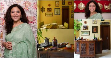 An artistic space that celebrates traditional arts and crafts: Designer Shibani Jain's home