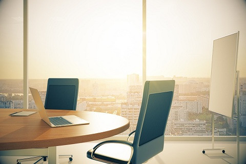 The changing face of office spaces over 100 years